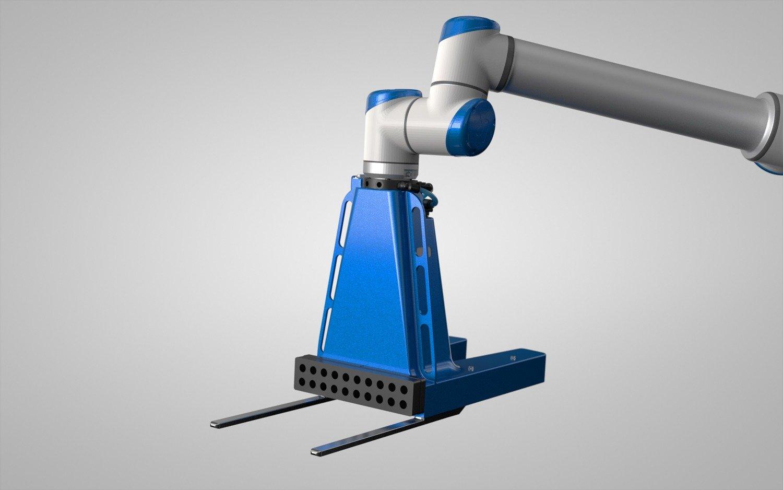 Smart Robotics Vacuum Gripper